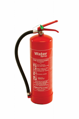 WATER Extinguisher 'FirePower' - *various sizes*